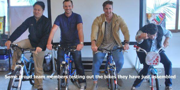 White Associates Bike Challenge