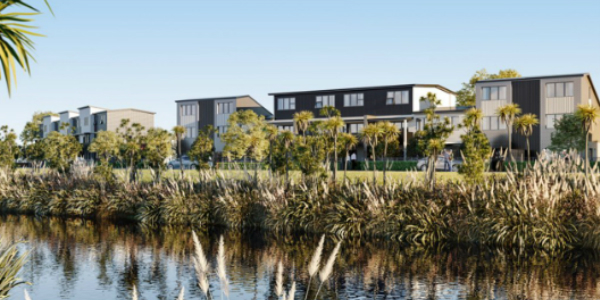 White Associates Quantity Surveyors Creating a major community housing asset at Puhinui Park