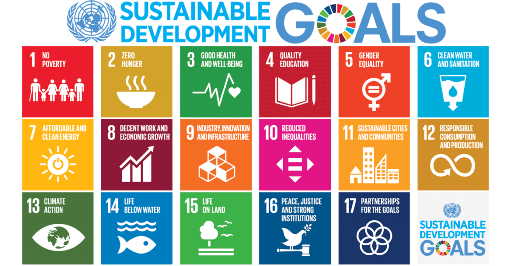 UN Sustainable Business Goals